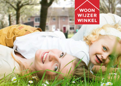 Registration form'Woonwijzerwinkel'