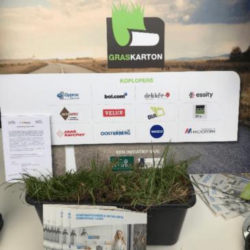 Koplopergroep Graskarton opgericht door Greenworks