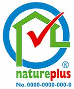 Natureplus zegel voor goedgekeurde producten