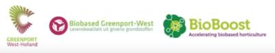 logo's greenport biobased bioboost