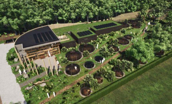 Bouw met natuurlijke materialen in stikstofgevoelig natuurgebied kan starten