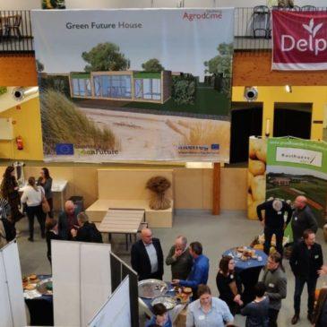 Slotbijeenkomst van het Vlaanderen-Nederland Interreg project