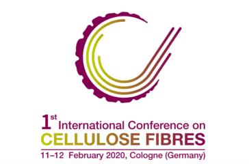 logo conference cellulose fibres