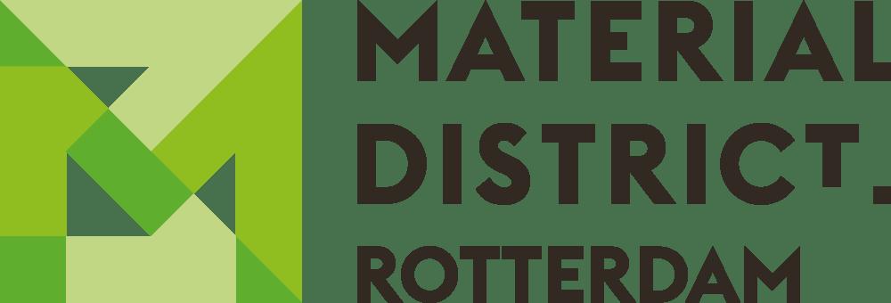 Material District Rotterdam 23- 25 juni