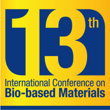 13th International Conference on Bio-based Materials will be held ONLINE