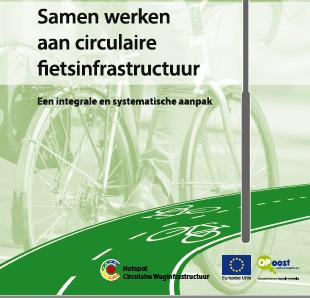 Samen werken aan circulaire fietsinfrastructuur