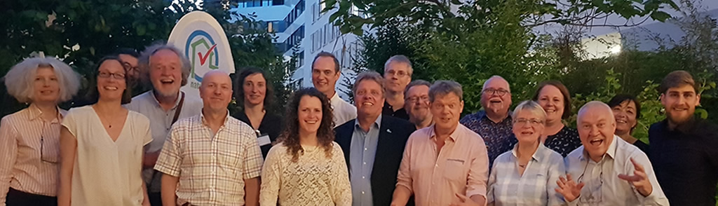 het internationale team van Natureplus (Vienna 2019)