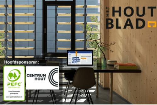 """Online congres """"Grootschalige woningbouw met hout"""""""