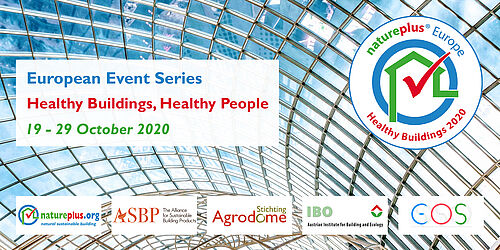 Healthy Buildings events by Natureplus