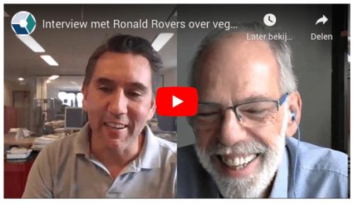 Interview met Ronald Rovers over de huidige manier van bouwen.