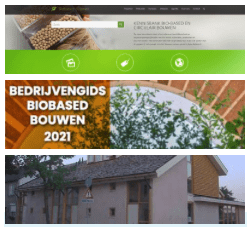 Kennis delen over bio-based en circulair bouwen
