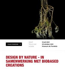 printscreen van design by nature